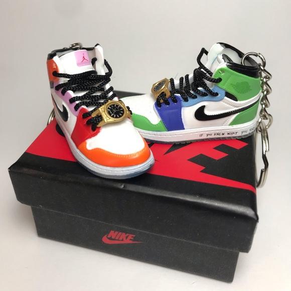 3D keychains - Sneakers - Jordan 1 - Hype